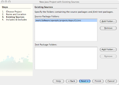 v2.0: NetBeans: App CLI